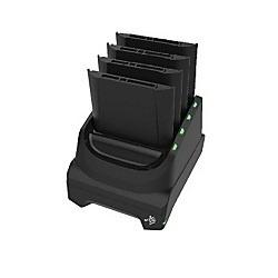 Zebra Cargador para 4 Baterías, para TC51/56