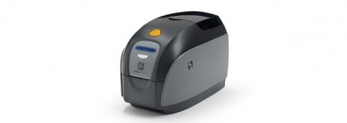 Zebra ZXP 1 Impresora de Credenciales, Transferencia Térmica, 300 x 300 DPI, USB, Negro