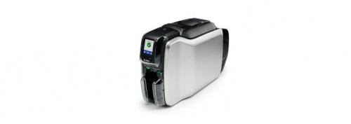 Zebra ZC300, Impresora de Credenciales, Transferencia Térmica, 2 Caras, 300 x 300DPI, USB 2.0, Ethernet, Negro/Plata