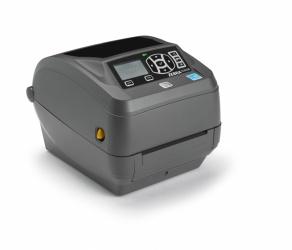 Zebra ZD50042, Impresora de Etiquetas, Térmica Directa, 203DPI, Paralelo, Negro