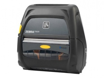 Zebra ZQ520 Impresora de Tickets, Térmica Directa, 203 x 203DPI, Bluetooth/USB 2.0, Negro