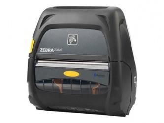 Zebra Impresora Móvil ZQ520, Térmica Directa, Inalámbrico, Bluetooth 4.0, Negro