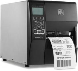 Zebra ZT230, Impresora de Etiquetas, Térmica Directa, 203 x 203DPI, Serial, Paralelo, USB, Negro