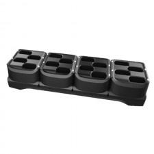 Zebra Cargador de 16 Baterías, Negro, para MC93