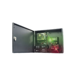 ZKTeco Panel de Control de Acceso IP C3400  para 4 Puertas, RJ-45/RS-485