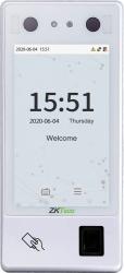 ZKTeco Control de Acceso y Asistencia Biométrico G4L, 10.000 Huellas/Tarjetas/Rostros, USB