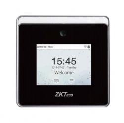 ZKTeco Control de Acceso y Asistencia Biométrico Horus TL1, Reconocimiento Facial, 800 Rostros, Wi-Fi, Negro