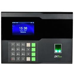 ZKTeco Control de Acceso y Asistencia Biométrico IN05, 10000 Usuarios, Wiegand