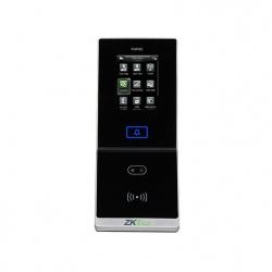 ZKTeco Control de Acceso y Asistencia Biométrico con Reconomiento Facial ProFAC, 10.000 Usuarios, USB 2.0