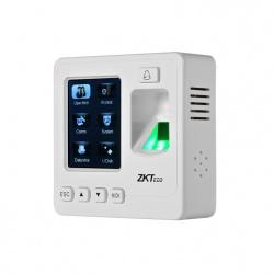ZKTeco Control de Acceso y Asistencia Biométrico SF100, Pantalla 2.4'', 1500 Usuarios, USB