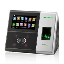 ZKTeco Control de Acceso y Asistencia Biométrico SFACE900, 3000 Usuarios, USB, RS-485