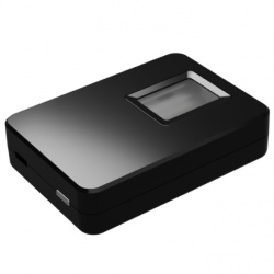 ZKTeco Lector de Huella Digital ZK9500, USB, Negro