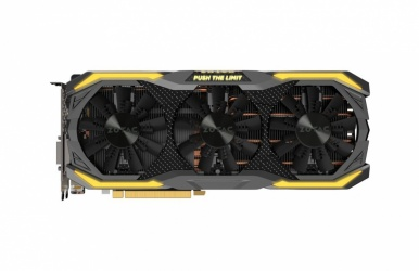 Tarjeta de Video Zotac NVIDIA GeForce GTX 1070 Ti AMP Extreme, 8GB 256-bit GDDR5, PCI Express x16 3.0
