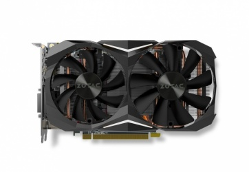 Tarjeta de Video Zotac NVIDIA GeForce GTX 1070 Ti, 8GB 256-bit GDDR5, PCI Express x16 3.0 ― ¡Compra y recibe Monster Hunter: World!