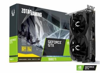 Tarjeta de Video Zotac NVIDIA GeForce GTX 1660 Ti, 6GB 192-bit GDDR6, PCI Express x16 3.0 ― ¡Compra y recibe Shadow of the Tomb Raider! Un código por cliente