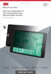"""3M Filtro de Privacidad para iPad Air 9.7"""", Negro"""