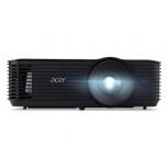 Proyector Acer Essential X1126AH DLP, SVGA 800 x 600, 400 Lúmenes, con Bocinas, Negro