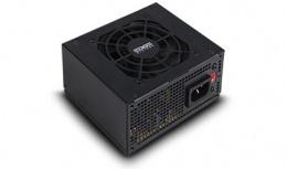 Fuente de Poder Acteck S 500, 20+4 pin ATX, 80mm, 500W, Negro