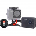 Cámara Deportiva Actioncam WDV6, 8MP, Full HD, Negro