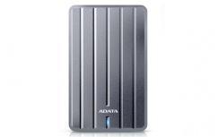 Disco Duro Externo Adata HC660, 2TB, USB 3.0, Titanio - para Mac/PC
