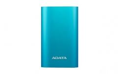 Cargador Portátil Adata Power Bank A10050QC, 10.050mAh, Azul