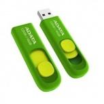 Memoria USB Adata C008, 16GB, USB 2.0, Verde