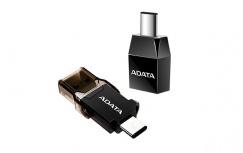 Adata Adaptador USB 3.1 Hembra - USB C Macho, Negro