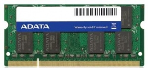 Memoria RAM Adata DDR2, 800MHz, 2GB, CL6, SO-DIMM