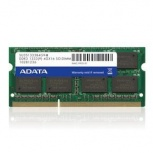 Memoria RAM Adata DDR3, 1333MHz, 4GB, CL9, SO-DIMM