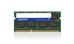 Memoria RAM Adata DDR3, 1333MHz, 8GB, CL9, SO-DIMM