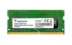 Memoria RAM Adata DDR4, 2133MHz, 4GB, CL15, SO-DIMM