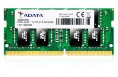 Memoria RAM Adata DDR4, 2400MHz, 16GB, CL17, SO-DIMM