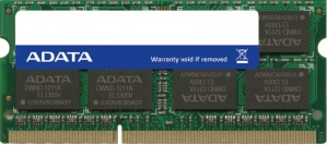 Memoria RAM Adata LoVo DDR3L, 1600MHz, 4GB, CL11, 1.35V, SO-DIMM