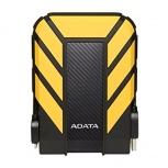 Disco Duro Externo Adata HD710 Pro 2.5'', 2TB, USB 3.0, Negro/Amarillo, A Prueba de Agua y Golpes - para Mac/PC