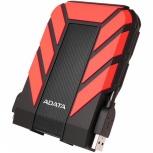 Disco Duro Externo Adata HD710 Pro 2.5'', 4TB, USB 3.0, Rojo, A Prueba de Agua y Golpes - para Mac/PC