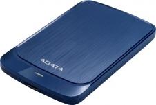 Disco Duro Externo Adata HV320, 2TB, USB 3.1, Azul - para Mac/PC