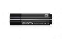 Memoria USB Adata S102 Pro, 256GB, USB 3.0, Gris