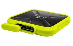 SSD Adata SD700, 512GB, Micro-USB, Amarillo