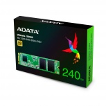 SSD Adata Ultimate SU650 3D TLC, 240GB, SATA III, M.2