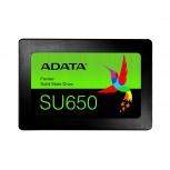 SSD Adata Ultimate SU650, 240GB, SATA III, 2.5'', 7mm, Blister