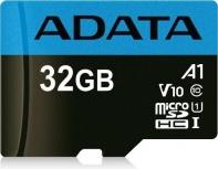Memoria Flash Adata Premier, 32GB MicroSDHC UHS-I Clase 10, con Adaptador