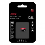 Memoria Flash Adata XPG Instant Game-Ification, 128GB MicroSD UHS-I Clase 10