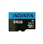 Memoria Flash Adata Premier, 64GB MicroSDHC UHS-I Clase 10