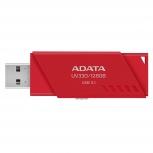 Memoria USB Adata UV330, 128GB, USB 3.0, Rojo