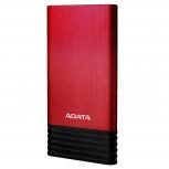Cargador Portátil Adata PowerBank X7000, 7000mAh, Negro/Rojo