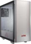Gabinete Adata XPG INVADER con Ventana, Midi-Tower, ATX/Micro-ATX/Mini-ITX, USB 3.2, sin Fuente, Blanco