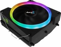 Disipador CPU Aerocool Cylon 3, 120mm, 600 - 1800RPM, Negro