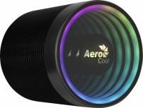 Disipador CPU Aerocool Mirage 5 ARGB, 60mm, 300-1200RPM, Negro