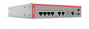 Router Allied Telesis con Firewall AT-AR2050V-10, Alámbrico, 4x RJ-45, 2x USB 2.0