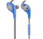 Altec Lansing Audífonos Intrauriculares Deportivos MZX400, Inalámbrico, Bluetooth, Azul